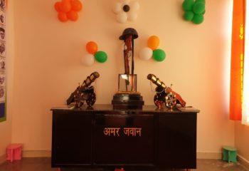 amar jawan jyoti in saharanpur